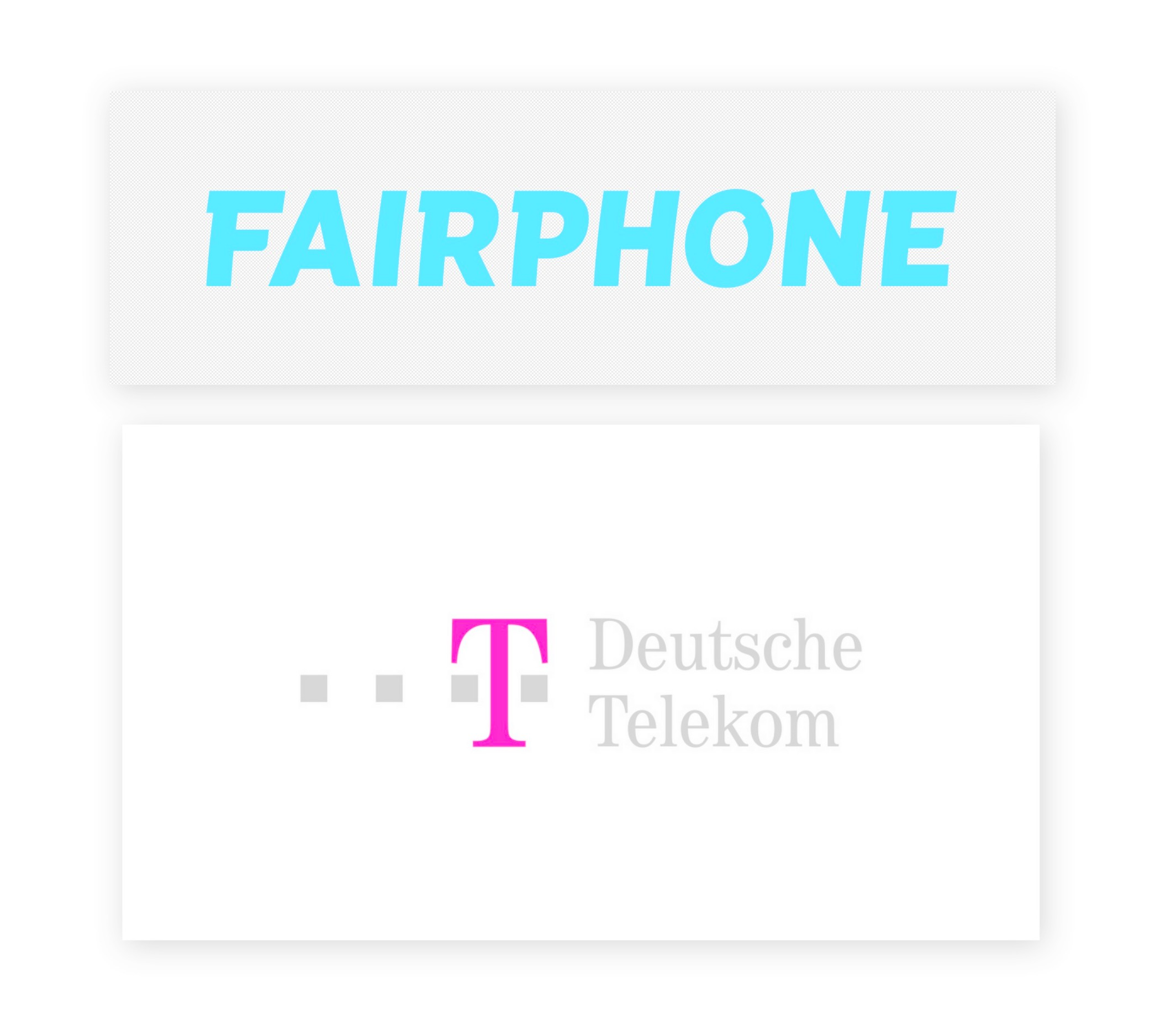 Fairphone & Deutsche Telekom